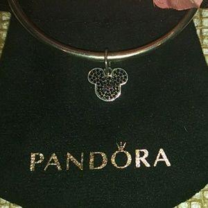 Pandora's Disney Sparkling Mickey Icon Charm